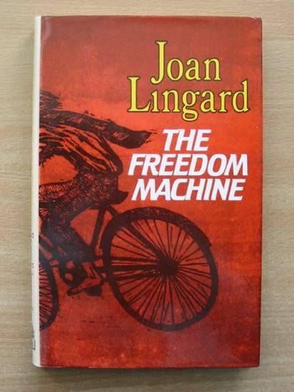 Photo of THE FREEDOM MACHINE written by Lingard, Joan published by Hamish Hamilton (STOCK CODE: 425661)  for sale by Stella & Rose's Books