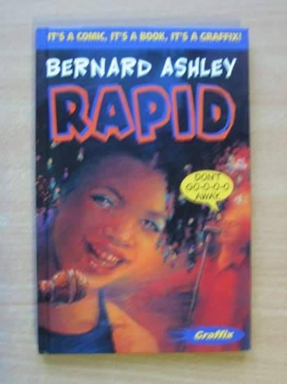 Photo of RAPID written by Ashley, Bernard illustrated by Harley, Kim published by A. & C. Black (STOCK CODE: 426006)  for sale by Stella & Rose's Books