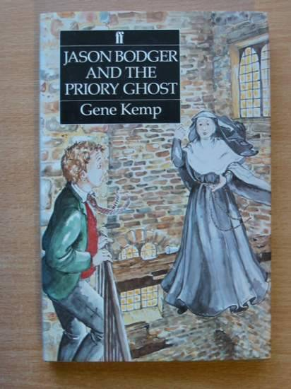 Photo of JASON BODGER AND THE PRIORY GHOST written by Kemp, Gene published by Faber & Faber (STOCK CODE: 426274)  for sale by Stella & Rose's Books