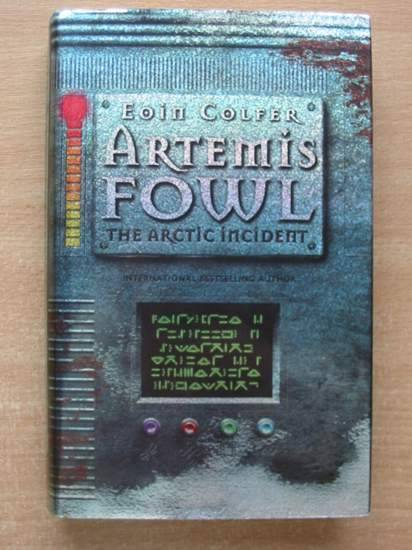Photo of ARTEMIS FOWL THE ARCTIC INCIDENT written by Colfer, Eoin published by Puffin Books (STOCK CODE: 430528)  for sale by Stella & Rose's Books