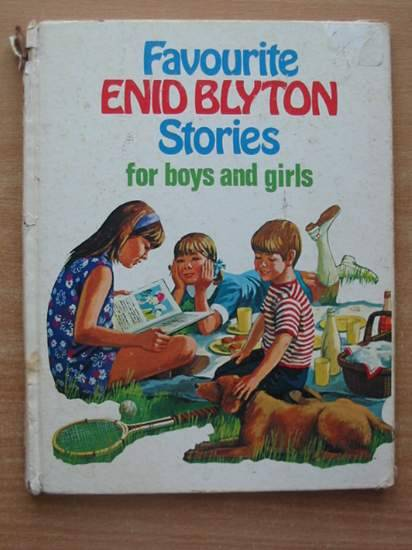 Photo of FAVOURITE ENID BLYTON STORIES FOR BOYS AND GIRLS written by Blyton, Enid published by Hamlyn (STOCK CODE: 431365)  for sale by Stella & Rose's Books