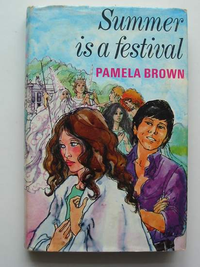 Photo of SUMMER IS A FESTIVAL written by Brown, Pamela published by Brockhampton Press (STOCK CODE: 438200)  for sale by Stella & Rose's Books