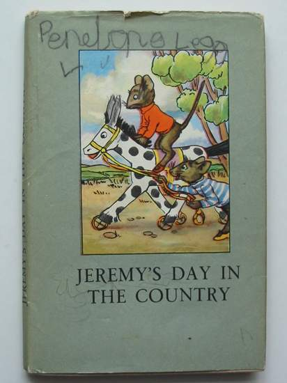 Photo of JEREMY'S DAY IN THE COUNTRY written by Macgregor, A.J.<br />Perring, W. illustrated by Macgregor, A.J. published by Wills & Hepworth Ltd. (STOCK CODE: 438207)  for sale by Stella & Rose's Books