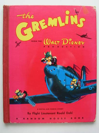 The Gremlins Written By Dahl Roald Stock Code 438624