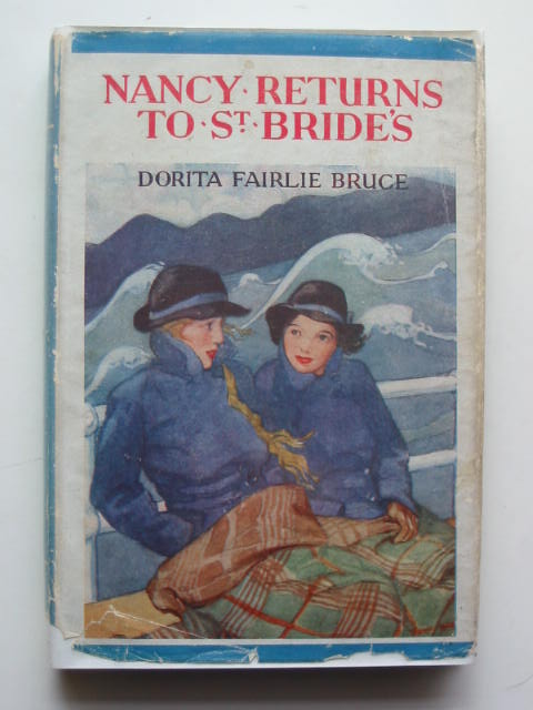Photo of NANCY RETURNS TO ST. BRIDE'S written by Bruce, Dorita Fairlie illustrated by Johnston, M.D. published by Geoffrey Cumberlege, Oxford University Press (STOCK CODE: 440169)  for sale by Stella & Rose's Books