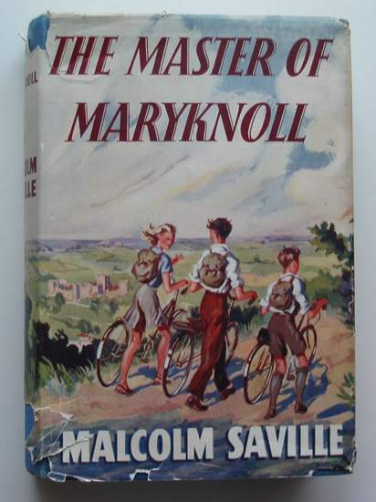 Photo of THE MASTER OF MARYKNOLL written by Saville, Malcolm illustrated by Bush, Alice published by Evans Brothers Limited (STOCK CODE: 441126)  for sale by Stella & Rose's Books