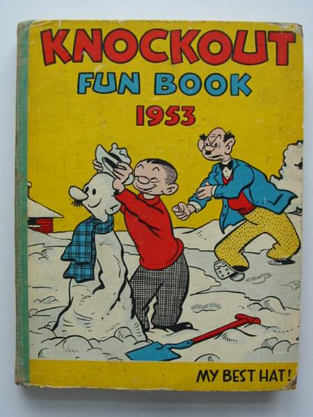 Photo of KNOCKOUT FUN BOOK 1953 published by The Amalgamated Press (STOCK CODE: 442871)  for sale by Stella & Rose's Books