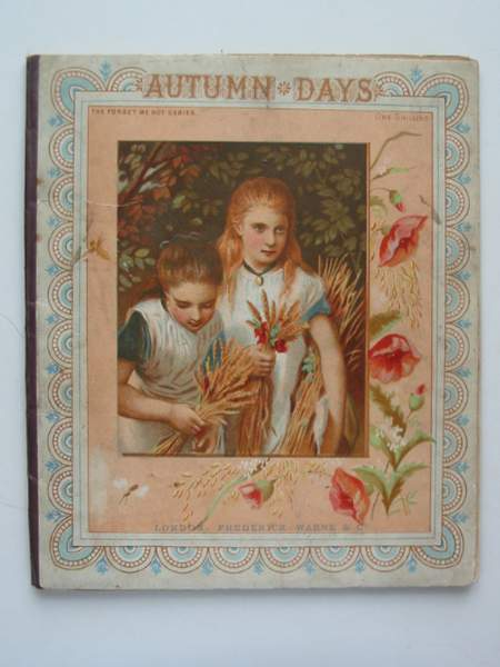 Photo of AUTUMN DAYS published by Frederick Warne & Co. (STOCK CODE: 443990)  for sale by Stella & Rose's Books