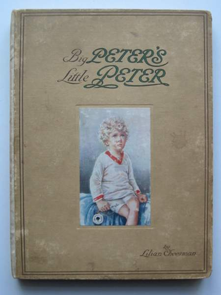 Photo of BIG PETER'S LITTLE PETER written by Cheesman, Lilian illustrated by Cheesman, Lilian published by Jarrolds (STOCK CODE: 445409)  for sale by Stella & Rose's Books