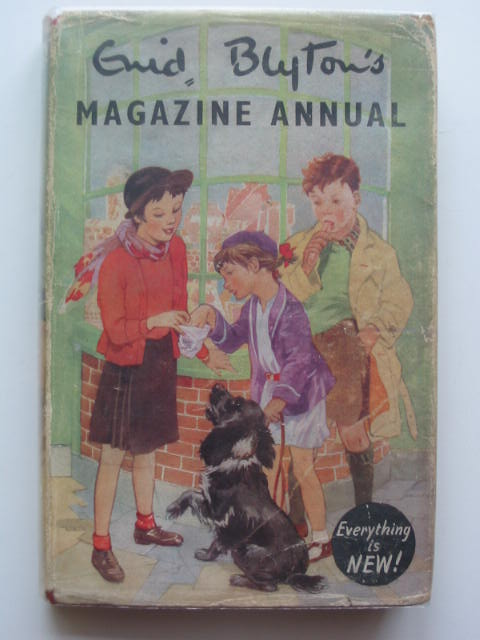 Photo of ENID BLYTON'S MAGAZINE ANNUAL NO. 2 written by Blyton, Enid published by Evans Brothers Limited (STOCK CODE: 446389)  for sale by Stella & Rose's Books