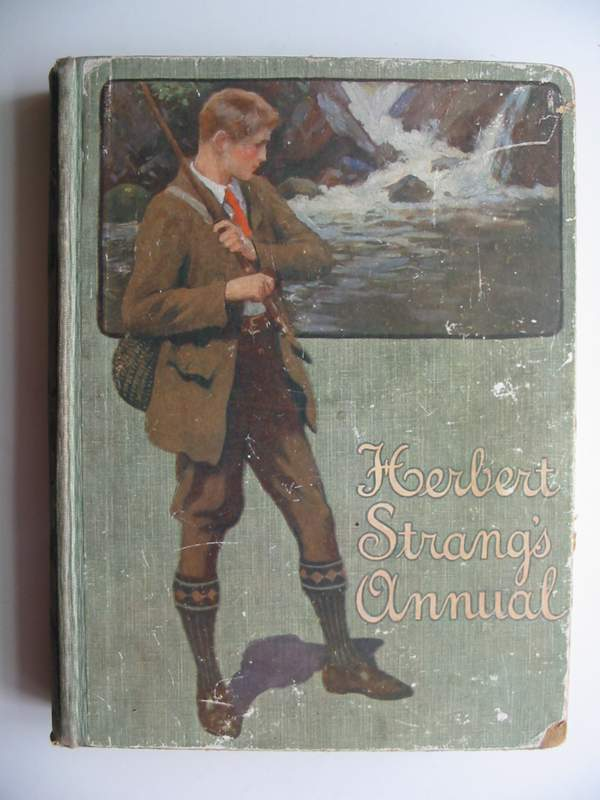 Photo of HERBERT STRANG'S ANNUAL 1921 written by Strang, Herbert<br />et al,  published by Humphrey Milford, Oxford University Press (STOCK CODE: 447261)  for sale by Stella & Rose's Books