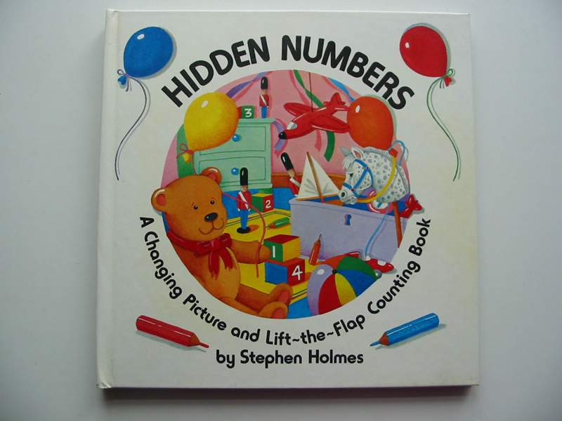 Photo of HIDDEN NUMBERS written by Fields, Sadie illustrated by Holmes, Stephen published by Hamish Hamilton Childrens Books (STOCK CODE: 447580)  for sale by Stella & Rose's Books