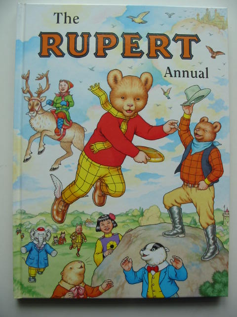 Photo of RUPERT ANNUAL 1999 written by Robinson, Ian illustrated by Harrold, John<br />Hart, Gina published by Pedigree Books Limited (STOCK CODE: 448099)  for sale by Stella & Rose's Books