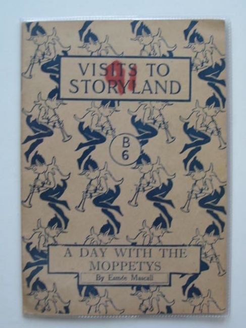 Photo of VISITS TO STORYLAND - NO. B6 written by Mascall, Esmee illustrated by Cloke, Rene published by McDougall's Educational Co. Ltd. (STOCK CODE: 448955)  for sale by Stella & Rose's Books