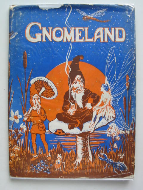 Photo of GNOMELAND written by Uncle Elgo,  illustrated by Ogle,  published by P.R. Gawthorn Ltd. (STOCK CODE: 449050)  for sale by Stella & Rose's Books