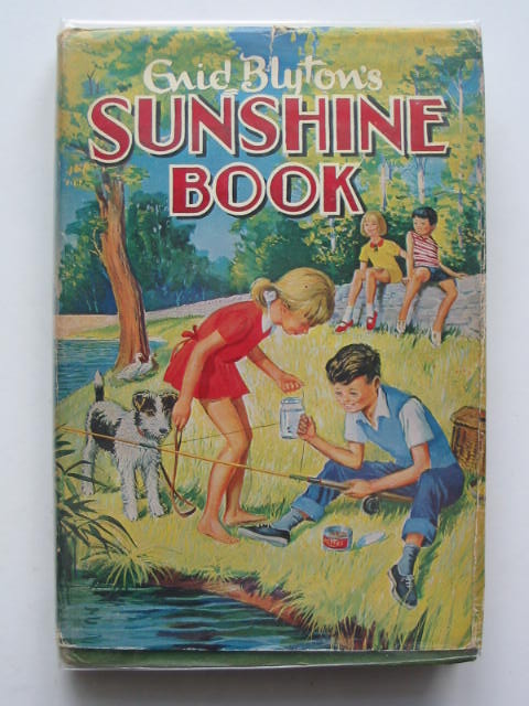Photo of ENID BLYTON'S SUNSHINE BOOK written by Blyton, Enid published by Dean & Son Ltd. (STOCK CODE: 449105)  for sale by Stella & Rose's Books