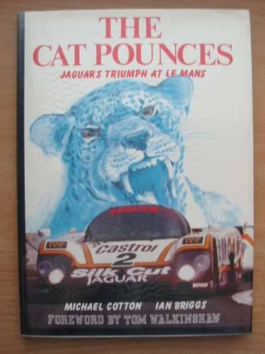 Photo of THE CAT POUNCES written by Cotton, Michael<br />Briggs, Ian published by Imago Publishing Ltd. (STOCK CODE: 485230)  for sale by Stella & Rose's Books