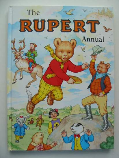 Photo of RUPERT ANNUAL 1999 written by Robinson, Ian illustrated by Harrold, John<br />Hart, Gina published by Pedigree Books Limited (STOCK CODE: 487218)  for sale by Stella & Rose's Books