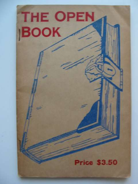 Photo of THE OPEN BOOK