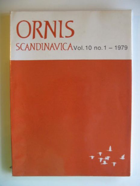 Photo of ORNIS SCANDINAVICA VOL 10 No. 1 1979 published by Munksgaard (STOCK CODE: 508143)  for sale by Stella & Rose's Books