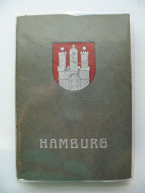 Photo of HAMBURG written by Eggers, Wilhelm J. published by L. Friederichsen & Co. (STOCK CODE: 553286)  for sale by Stella & Rose's Books