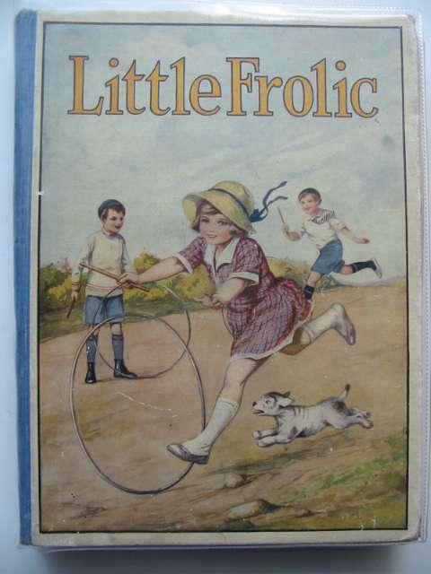 Photo of LITTLE FROLIC written by Mackintosh, Mabel published by John F. Shaw & Co Ltd. (STOCK CODE: 554216)  for sale by Stella & Rose's Books