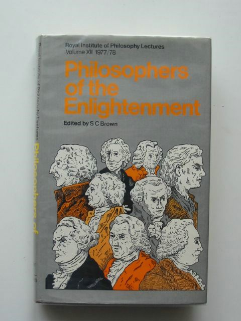 Photo of PHILOSOPHERS OF THE ENLIGHTENMENT written by Brown, S.C. published by Harvester Press (STOCK CODE: 554728)  for sale by Stella & Rose's Books