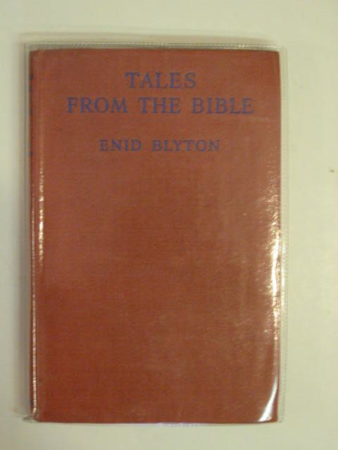 Photo of TALES FROM THE BIBLE written by Blyton, Enid illustrated by Soper, Eileen published by Methuen & Co. Ltd. (STOCK CODE: 554769)  for sale by Stella & Rose's Books