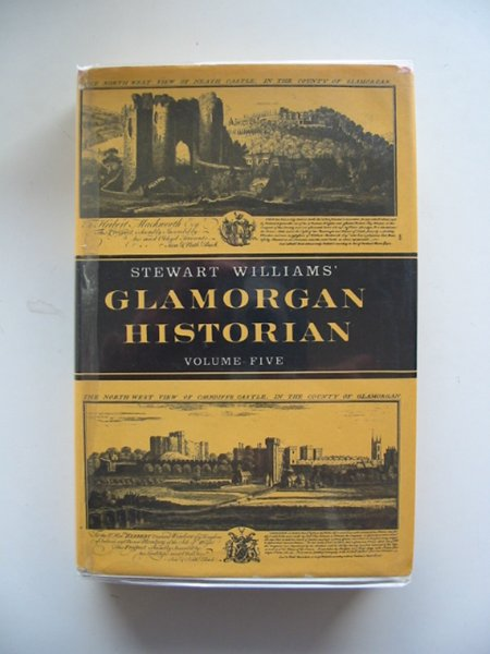 Photo of GLAMORGAN HISTORIAN VOLUME FIVE written by Williams, Stewart published by D. Brown & Sons Limited (STOCK CODE: 554931)  for sale by Stella & Rose's Books