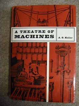 Photo of A THEATRE OF MACHINES written by Keller, A.G. published by Chapman & Hall (STOCK CODE: 558108)  for sale by Stella & Rose's Books