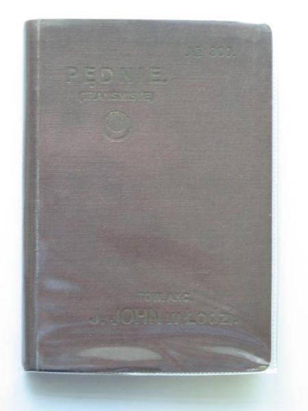 Photo of PEDNIE (TRANSMISYE) written by John, J. published by Towarzystwo Akcyjne (STOCK CODE: 558380)  for sale by Stella & Rose's Books