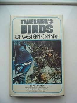Photo of BIRDS OF WESTERN CANADA written by Taverner, P.A. published by Coles Publishing Company (STOCK CODE: 558390)  for sale by Stella & Rose's Books
