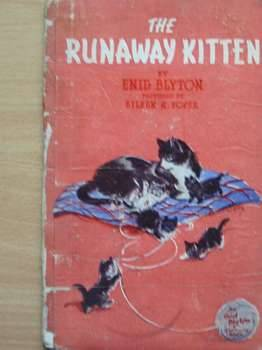 Photo of THE RUNAWAY KITTEN written by Blyton, Enid illustrated by Soper, Eileen published by The Brockhampton Press Ltd. (STOCK CODE: 560378)  for sale by Stella & Rose's Books