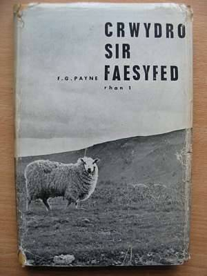 Photo of CRWYDRO SIR FAESFYFED RHAN 1 written by Payne, F.G. published by Llyfrau'r Dryw (STOCK CODE: 560789)  for sale by Stella & Rose's Books
