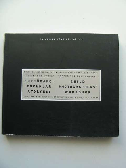 Photo of CHILD PHOTOGRAPHERS' WORKSHOP (STOCK CODE: 563938)  for sale by Stella & Rose's Books