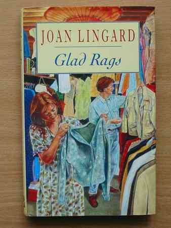 Photo of GLAD RAGS written by Lingard, Joan published by Hamish Hamilton (STOCK CODE: 564116)  for sale by Stella & Rose's Books