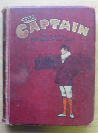 Photo of THE CAPTAIN VOL XXIX written by Wodehouse, P.G.<br />Westerman, Percy F.<br />et al,  published by George Newnes Limited (STOCK CODE: 565446)  for sale by Stella & Rose's Books