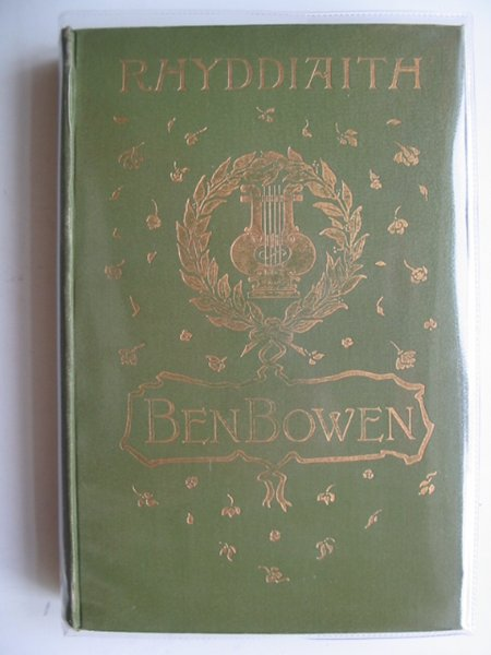 Photo of RHYDDIAITH BEN BOWEN written by Bowen, Ben<br />Bowen, David published by Educational Publishing Company (STOCK CODE: 566008)  for sale by Stella & Rose's Books