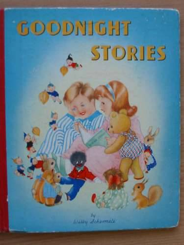 Photo of GOODNIGHT STORIES illustrated by Schermele, Willy published by Juvenile Productions Ltd. (STOCK CODE: 567997)  for sale by Stella & Rose's Books
