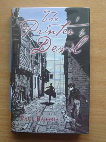 Photo of THE PRINTER'S DEVIL written by Bajoria, Paul published by Simon & Schuster (STOCK CODE: 569712)  for sale by Stella & Rose's Books