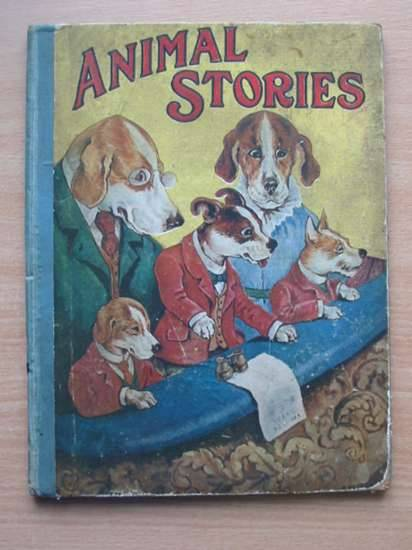 Photo of ANIMAL STORIES illustrated by Wain, Louis published by Collins Clear-Type Press (STOCK CODE: 571717)  for sale by Stella & Rose's Books