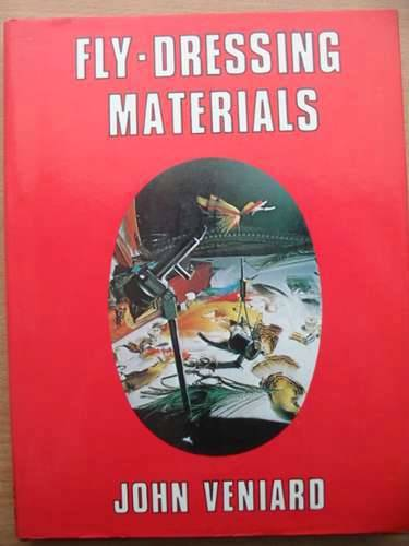 Photo of FLY-DRESSING MATERIALS written by Veniard, John illustrated by Downs, Donald published by Adam & Charles Black (STOCK CODE: 572559)  for sale by Stella & Rose's Books