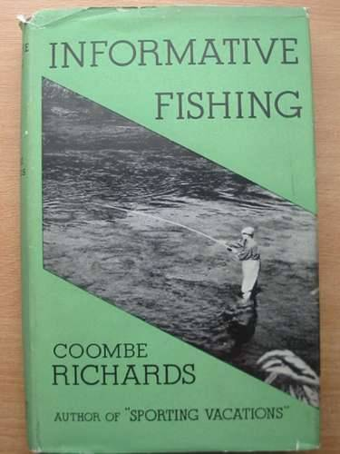 Photo of INFORMATIVE FISHING written by Richards, Coombe published by Herbert Jenkins (STOCK CODE: 572903)  for sale by Stella & Rose's Books