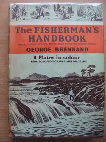 Photo of THE FISHERMAN'S HANDBOOK written by Brennand, George illustrated by Gibson, Colin published by Ward Lock & Co Ltd. (STOCK CODE: 573184)  for sale by Stella & Rose's Books