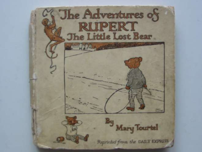 Photo of THE ADVENTURES OF RUPERT THE LITTLE LOST BEAR