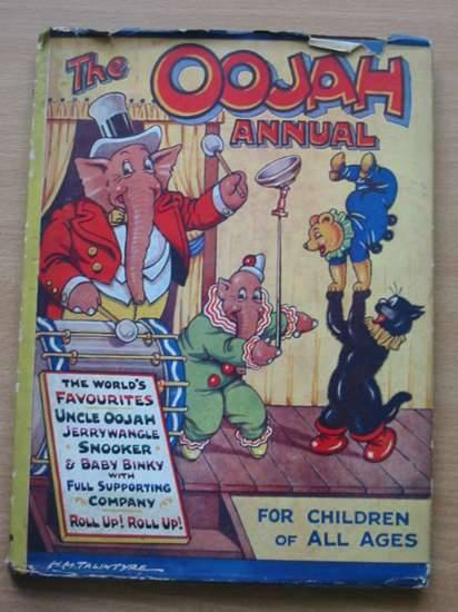 Photo of THE OOJAH ANNUAL written by Lancaster, Flo. illustrated by Talintyre, H.M. published by H.A. and W.L. Pitkin Ltd. (STOCK CODE: 575214)  for sale by Stella & Rose's Books