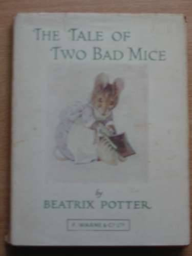 Photo of THE TALE OF TWO BAD MICE written by Potter, Beatrix illustrated by Potter, Beatrix published by Frederick Warne & Co Ltd. (STOCK CODE: 576561)  for sale by Stella & Rose's Books