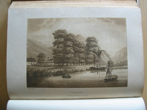 Photo of PICTURESQUE VIEWS ON THE RIVER WYE written by Ireland, Samuel published by R. Faulder, T. Egerton (STOCK CODE: 579047)  for sale by Stella & Rose's Books