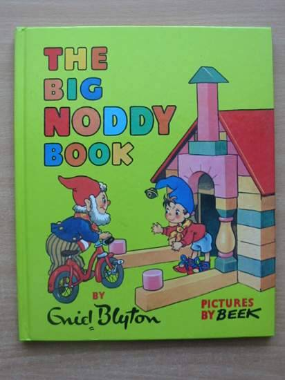 Photo of THE BIG NODDY BOOK written by Blyton, Enid illustrated by Beek,  published by Sampson Low, Marston & Co. Ltd., Richards Press Ltd. (STOCK CODE: 579430)  for sale by Stella & Rose's Books