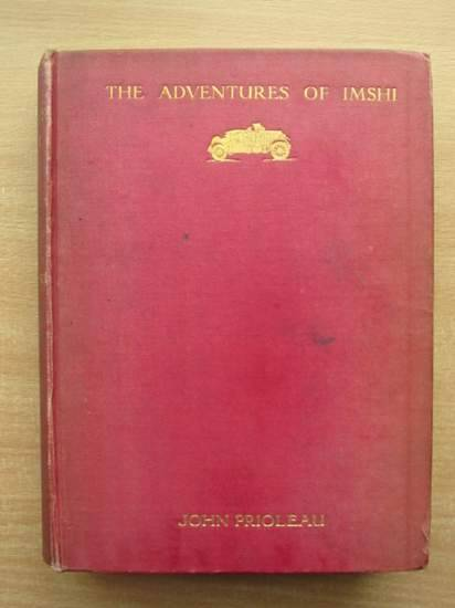 Photo of THE ADVENTURES OF IMSHI written by Prioleau, John published by Jarrolds (STOCK CODE: 579783)  for sale by Stella & Rose's Books